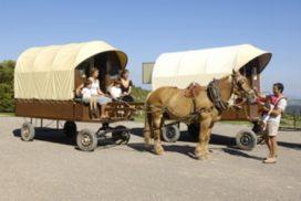 rutes en caravana i a cavall