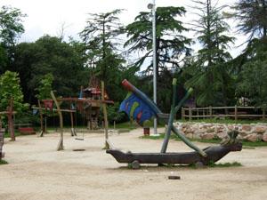 El Parque De Can Rius En Caldes De Montbui Sortir Amb Nens