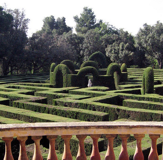 laberint d' horta