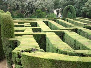 laberint d'horta