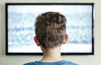 la televisión y los niños
