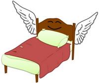 la cama mágica