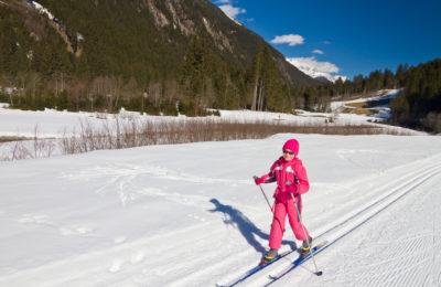 estaciones de esquí nórdico