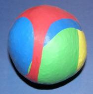 bolas de malabares