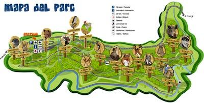 PARQUE DE ANIMALES MOLLÓ PARC