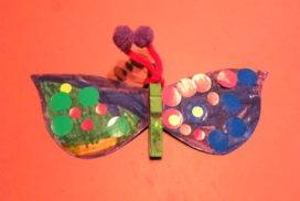 hacemos una mariposa