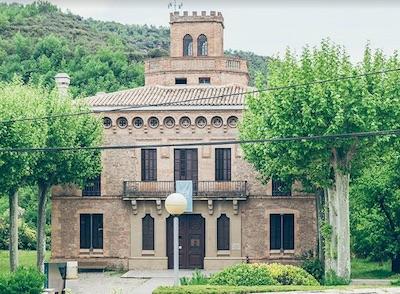 Torre de l'Amo a Viladomiu Nou