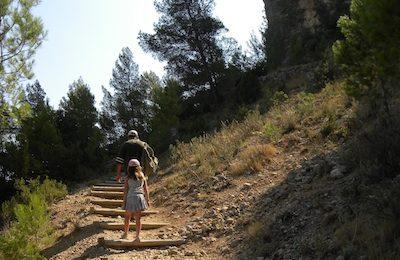 montaña de santa bàrbara