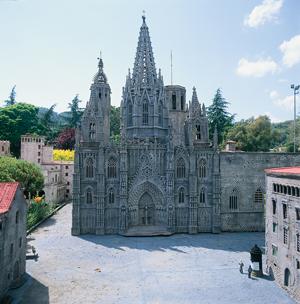 Catalunya en miniatura.