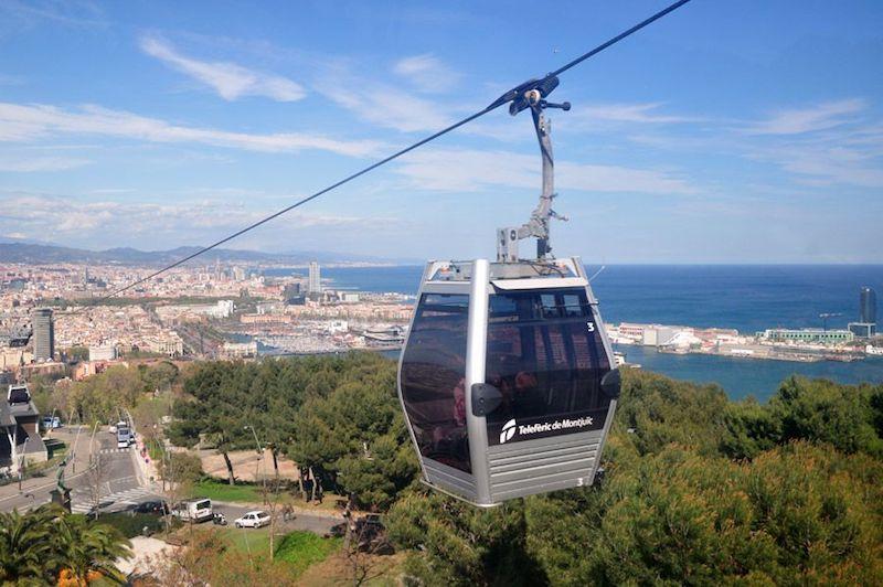 escapada con niños a Barcelona