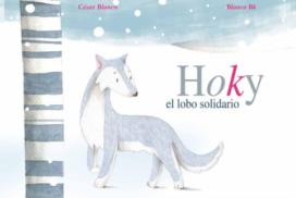 hoky el lobo solidario