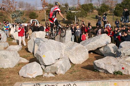 biketrial en sabadell