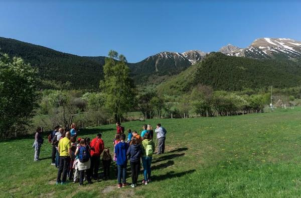 Estades amb nens a MónNatura Pirineus
