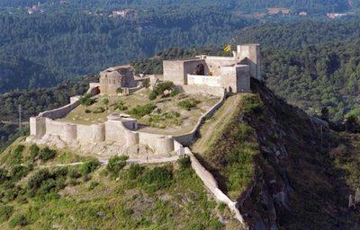 castillo de claramunt