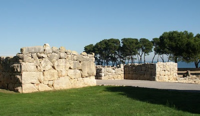 ruïnes d'empúries