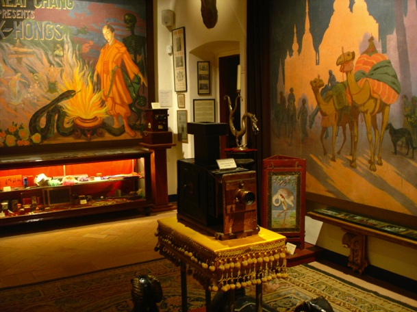 Museu de la Màgia amb nens
