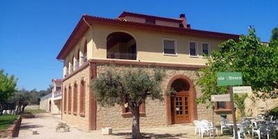 casa de colonias els olivers