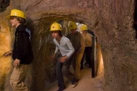 parc arqueologic mines de gava