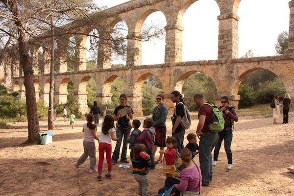 escapada amb nens a Tarragona