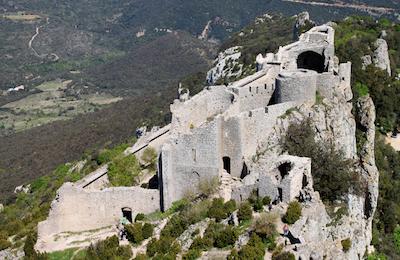 castells del sud de França