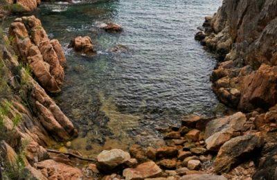 Cami de ronda de sant feliu de guixols a a platja de sant pol