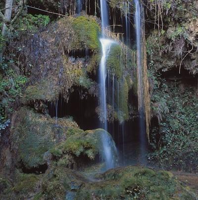 cascada de la vall