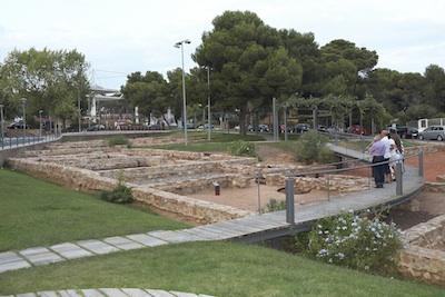 villa romana pla de palol