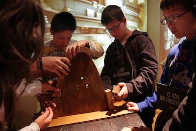 talleres infantiles en la Pedrera