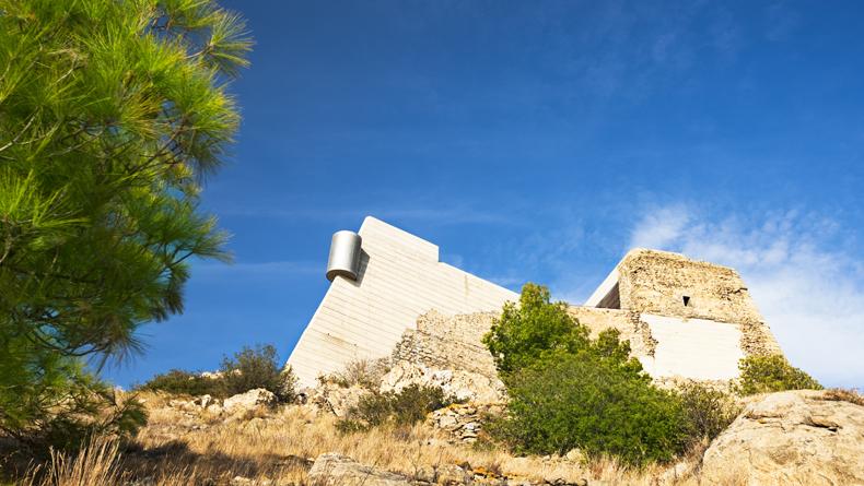 la ciutadella i el castell de la trinitat