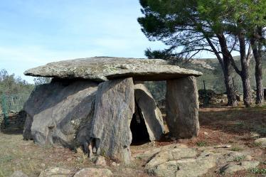 dolmenes y menhires con niños