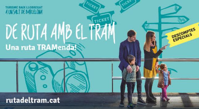 DESCOMPTES AMB EL TRAM