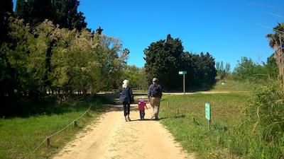 salir con niños en el delta del llobregat