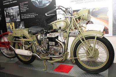museu moto