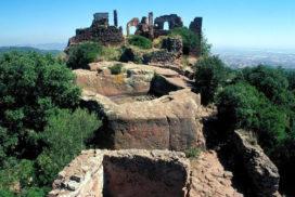 castillo de eramprunyà