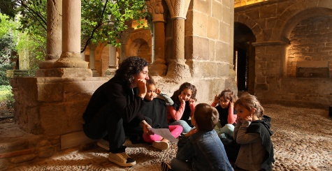 visitas familiares en Món Sant Benet