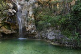 nacimiento del río siurana