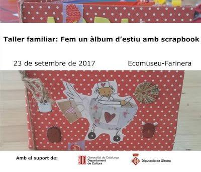 TALLERS FAMILIARS A CASTELLÓ D'EMPÚRIES