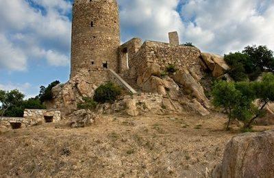 visita teatralitzada al castell de burriac