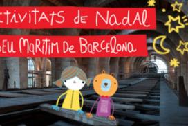 activitats de nadal al museu maritim de barcelona
