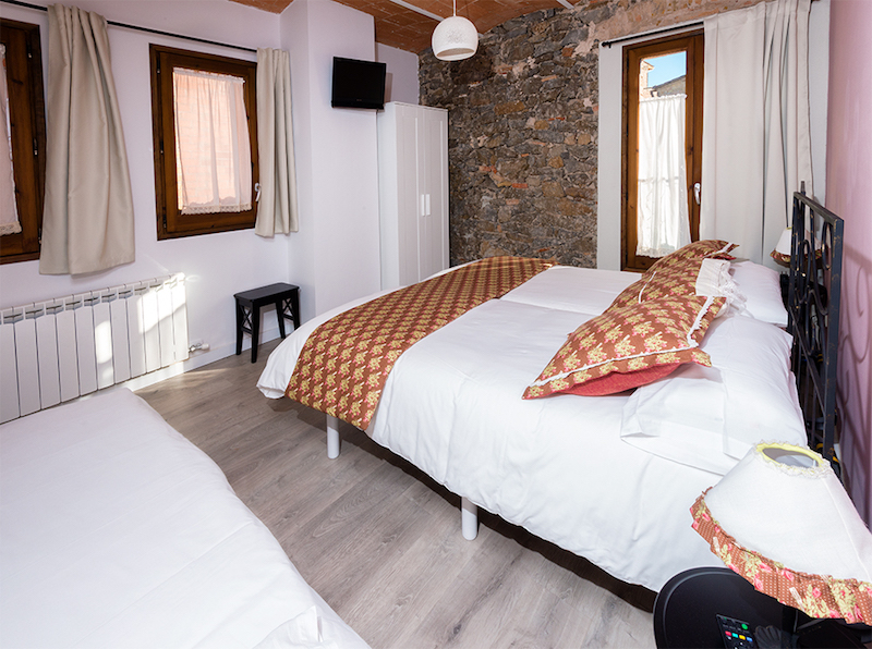 hotels familiars al berguedà