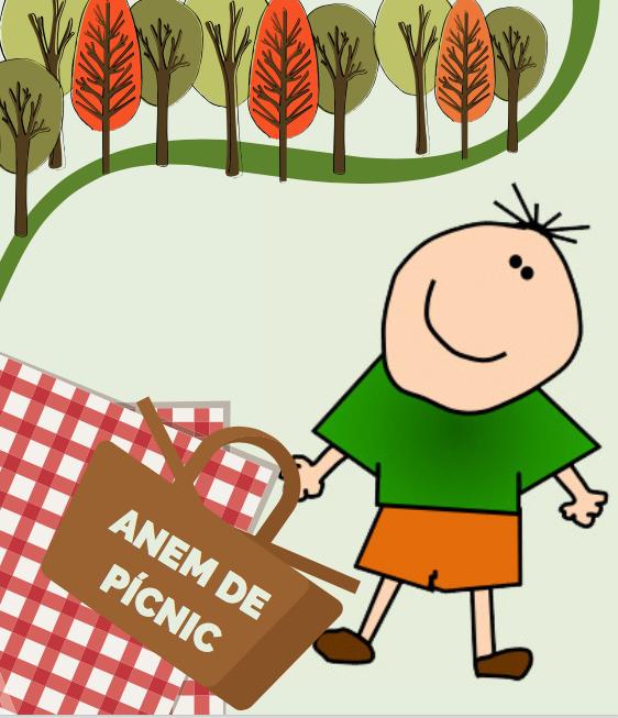 pícnic amb nens