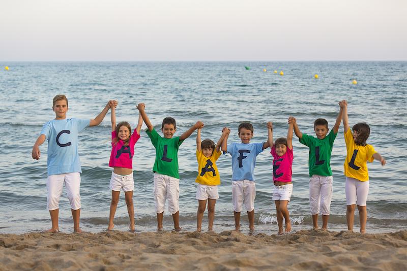 vacances amb nens a calafell