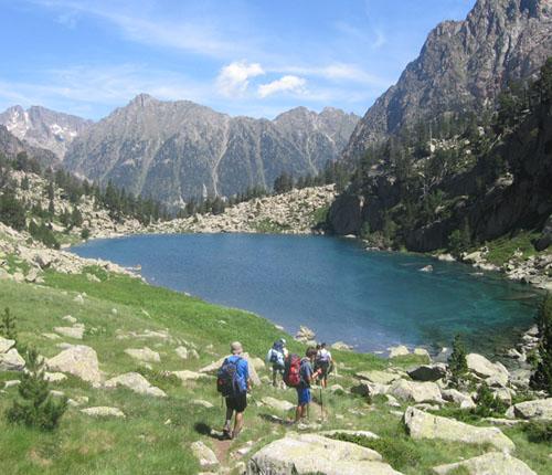Escapada con niños en los Pirineos