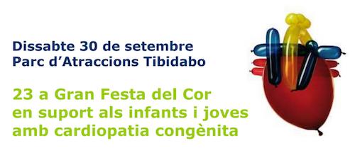 FESTA DEL COR EN EL TIBIDABO