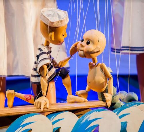teatre per a nens a lleida