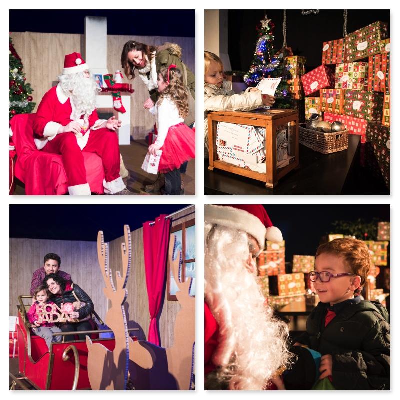 nadal amb nens al poble espanyol
