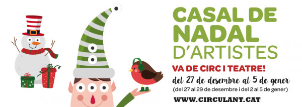 CASAL DE NAVIDAD DE CIRCO EN MATARÓ