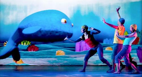 Teatro para niños en el Auditorio de Cornellà