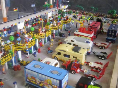 saló playmobil a Barcelona