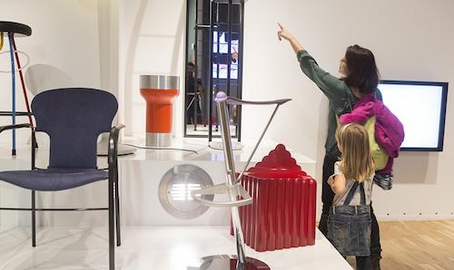 tallers per a nens al museu del disseny